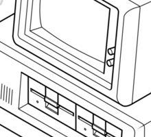 IBM PC 5150 Sticker