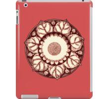 Sepia Bloom iPad Case/Skin