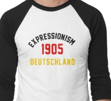 Expressionism (Special Ed.) Men's Baseball ¾ T-Shirt