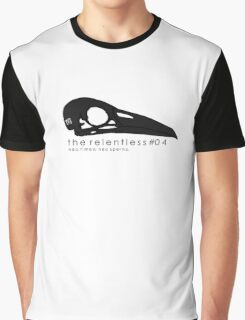 The Relentless #04  Graphic T-Shirt