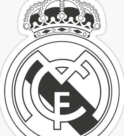 Real Madrid_II Sticker