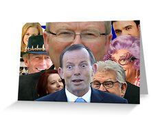 Australian History Greeting Card