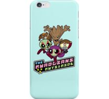 Powerpuff Guardians iPhone Case/Skin