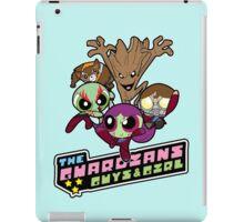 Powerpuff Guardians iPad Case/Skin