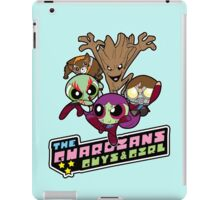 Powerpuff Guardians iPad Case/Skin