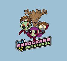 Powerpuff Guardians Unisex T-Shirt