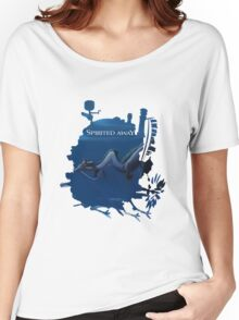 Howl's Moving Castle 5 Women's Relaxed Fit T-Shirt