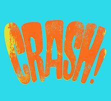 Crash! Batman sound effect by GraficBakeHouse