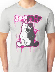 Danganronpa: Monokuma - Despair (Pink) Unisex T-Shirt