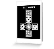 Hellraiser Pinhead Greeting Card