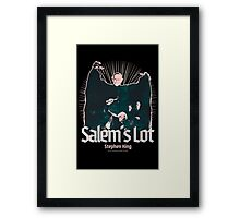 Salem's Lot Stephen King Framed Print