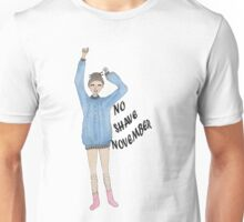 No Shave November Unisex T-Shirt
