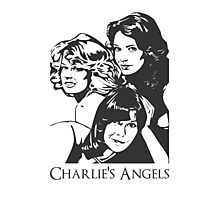 Charlie´s Angels Photographic Print