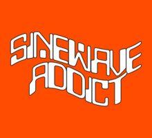 Sine Wave Addict Kids Clothes