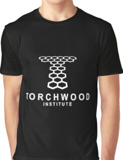 Torchwood Institute logo Graphic T-Shirt