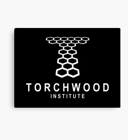 Torchwood Institute logo Canvas Print