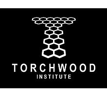 Torchwood Institute logo Photographic Print