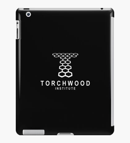Torchwood Institute logo iPad Case/Skin