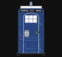 Porta Who by BlueShift