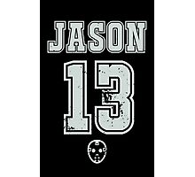 Jason Voorhees Friday the 13th Photographic Print