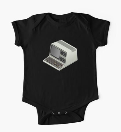 Tandy TRS-80 One Piece - Short Sleeve