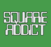 Square Addict Kids Clothes