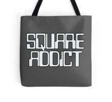 Square Addict Tote Bag