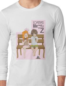 Ctrl + Z - The Ice Cream Long Sleeve T-Shirt