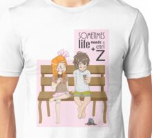 Ctrl + Z - The Ice Cream Unisex T-Shirt