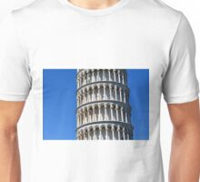 Detail of the leaning tower from Pisa Unisex T-Shirt