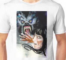 Werewolf Attacking  Unisex T-Shirt