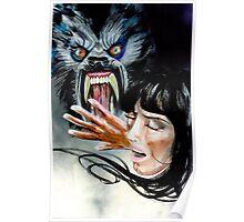 Werewolf Attacking  Poster