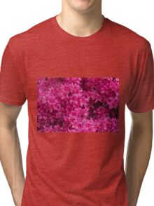 flowers in spring Tri-blend T-Shirt