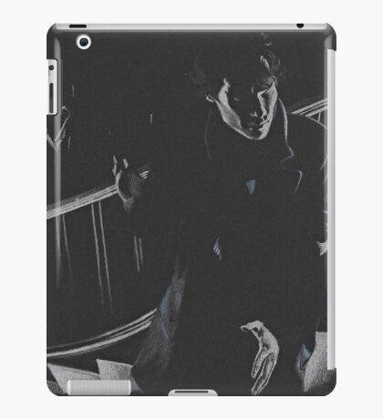 A Study in Black  iPad Case/Skin