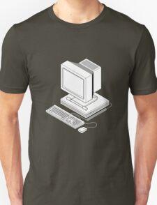 NeXTstation Slab Unisex T-Shirt
