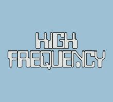 High Frequency Kids Clothes
