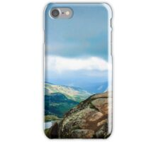 Mountain Valley Guanella Pass iPhone Case/Skin