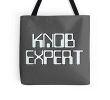 Knob Expert Tote Bag
