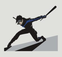 Nightwing by Rokkaku