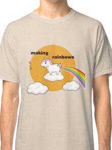 Making Rainbows  Classic T-Shirt