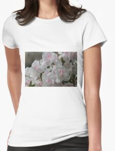 flowers in spring Womens Fitted T-Shirt