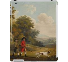 After George Stubbs, A.R.A. THE HUNT iPad Case/Skin