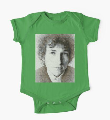 Bob Dylan portrait 03 One Piece - Short Sleeve