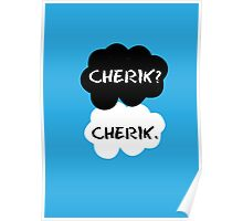 Cherik - TFIOS Poster