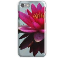 Waterlily on the Pond iPhone Case/Skin