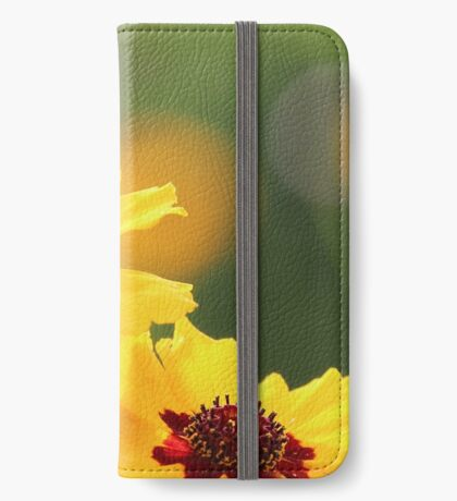 Small Copper butterfly iPhone Wallet/Case/Skin