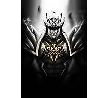 Jarvan IV 4 - League of Legends Photographic Print