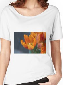 tulips in bloom Women's Relaxed Fit T-Shirt