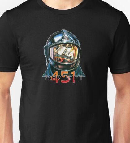 Fahrenheit 451 Fireman Unisex T-Shirt