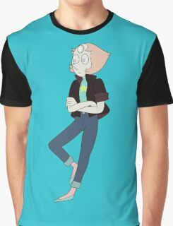Cool Pearl Graphic T-Shirt